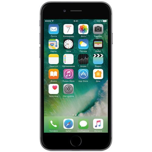 Телефон Apple iPhone 6 32Gb Space Grey купить за 14490 руб. в Мск, Питере: цены и отзывы Эппл в интернет магазине Goodcom.ru